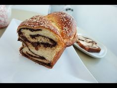 Cozonac pufos fara framantare | Cozonac cu nuca si stafide | Alina in the Kitchen - YouTube Petra, Sweet Tooth, Bread, Breakfast, Kitchen, Easter, Food, Youtube, Sweets