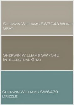 Love this color combo..The Yellow Cape Cod: Whole House Design Project~Linen, Gray and Turquoise