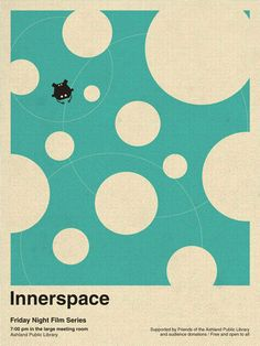 Innerspace movie #poster