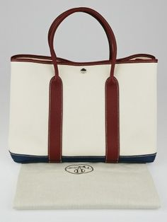6e9499e9ed06bd The Garden Party MM tote is a great everyday use addition to your  collection. The