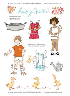 printable paper dolls... hopefully print these and put onto magnet sheets so that they fit into recycled altoid tin