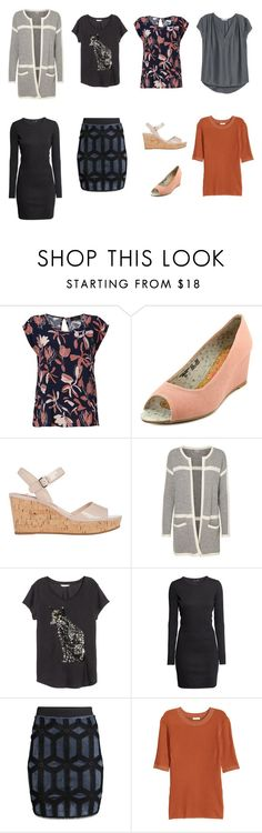"""Work"" by lone-haure-norrevang on Polyvore featuring The People's Movement MOVMT, Prada and H&M"