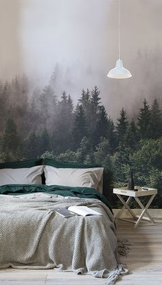 45 Awesome Green Bedroom Ideas 2018