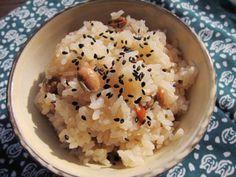 Setsubun and Mame Gohan (Soybeans & Rice)