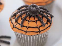 Panquecitos con Arañas