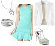 Looks from Books: Fashion Inspired by Breakfast at Tiffany's