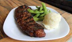 The Ultimate Steak Marinade Rump Steak Marinade, Rump Steak Recipes, Healthy Steak Recipes, Meat Recipes, Dinner Recipes, Dinner Ideas, Healthy Meals, Healthy Eating, Dressings