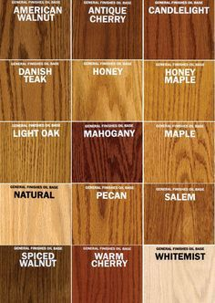 best wood color for cherry furniture - Google Search