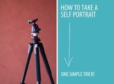 Photography How To: Self Portraits by Emily - Clothed Much