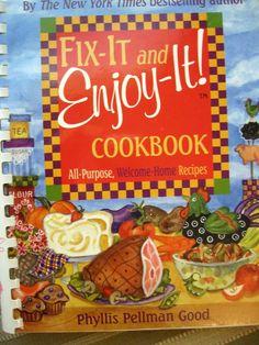 Fix-It and Enjoy-It: All-Purpose by Phyllis Pellman Good