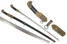 Russian Shasqua sword