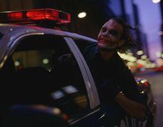 The Dark Knight: The Joker/Heath Ledger
