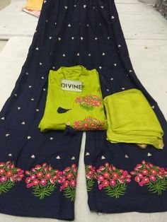 Embroidery Suits, Embroidery Thread, Pakistani Dresses, Indian Dresses, Floor Length Kurti, Function Dresses, Plazzo Suits, Lehenga, Saree