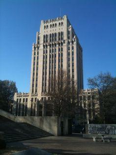 Atlanta City Hall in Atlanta, GA