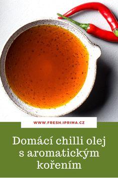 #chilli #olej #recept #primafresh Cantaloupe, Fresh, Food, Eten, Meals