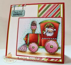 The Thinkin' Spot: Celebrate Christmas Blog Hop