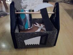 Sinterklaas surprise;  gereedschapskist #suprise #sinterklaas