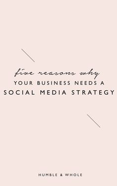 Whether it's because of overwhelm or just an excitement to get themselves out there, a common mistake that we see online business owners make is a failure to be strategic when it comes to their social media presence.  In reality, posting aimlessly or just for the sake of posting is the quickest way