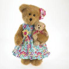 Mumma and baby bear