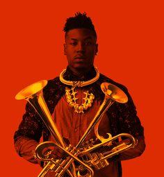 Republic of Jazz: Christian Scott aTunde Adjuah - Stretch Music (Introducing Elena Pinderhughes) 2015