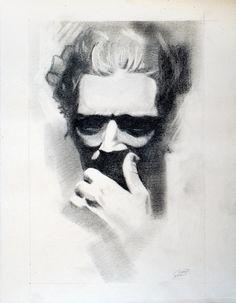 Man_02 by Miro Zgabaj  sketchbook https://www.facebook.com/pages/Miroslav-Zgabaj-Drawing-Painting/114161501988357?ref=aymt_homepage_panel