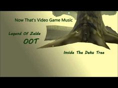 Now That's Video Game Music - Zelda OOT Inside The Deku Tree - http://best-videos.in/2012/11/18/now-thats-video-game-music-zelda-oot-inside-the-deku-tree/