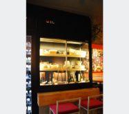 MUEBLE DE VINOS Y EXPOSITOR DE QUESOS - Traben Bengoa Queso, Liquor Cabinet, Storage, Furniture, Home Decor, Display Stands, Cabinets, Wine, Restaurants