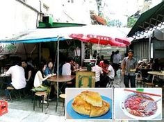 Sing Hueng Yuen (勝香園), which is popular for its typical Hong Kong styled alfresco dining experience (Dai Pai Dong 大排檔), shouldn't be missed out for every tourist visiting Hong Kong. http://www.allabouthongkong.com/?p=590