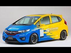 2015 Honda Fit By Spoon Sports Super Taikyu