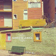 Barrio de la Boca - Buenos Aires