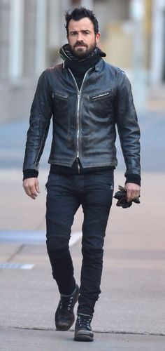 Justin Theroux style