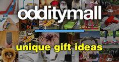 Odditymall: Unique Gifts   Unusual Gift Ideas