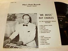 Who knows the story behind this album? Cf. http://www.ebay.com/itm/Ray-Charles-MR-MUSIC-Pikes-Peak-Records-LP-1920-Organ-NM-/380747790556