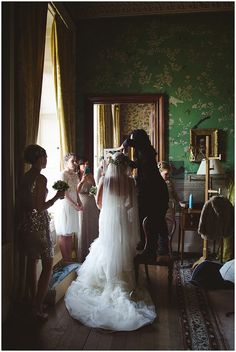 An Heirloom Wedding, Flower Crown and Vera Wang | Love My Dress® UK Wedding Blog