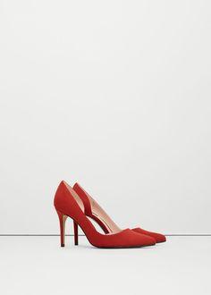 Sapato salto-agulha - Sapatos de Mulher | MANGO Portugal