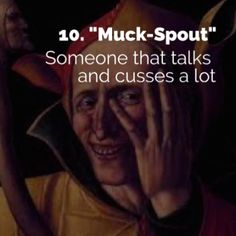 15 Hilarious Medieval Insults to Annoy Your Friends Old English Words, Interesting English Words, Unusual Words, Weird Words, Rare Words, Learn English Words, Fancy Words, Great Words, New Words