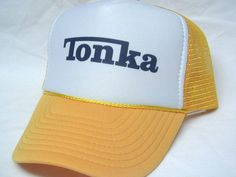 tonka Trucker hat - Products, Business and Brands Trucker Hats & More