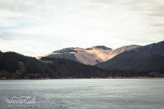 Gorgeous views as we take the Interislander Ferry from North to South island