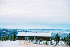 Ole Petter Wullum — LYSTHUS / RINDALSHYTTER Modern Barn House, Maine, Mountains, Nature, Travel, Outdoor, Houses, Design, Voyage