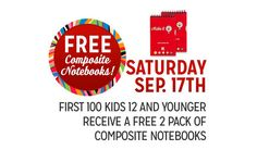 #freesamples #freenotebookforkids #freenotebook #kidsfreebies #kmartcoupons #US