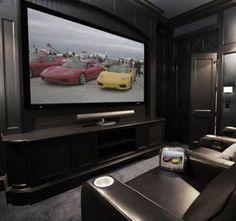 M s de 1000 ideas sobre salas de cine en casa en pinterest - Fotos salas de cine en casa ...