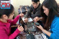 Học trung cấp Tin học ngoài giờ nhanh nhất Hà Nội