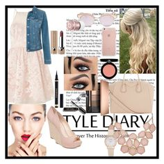 """""""Untitled #117"""" by sakura-grizzy ❤ liked on Polyvore featuring Lipsy, Jessica Simpson, Tommy Hilfiger, Givenchy, Bobbi Brown Cosmetics, Armani Beauty, Yves Saint Laurent, Marc Jacobs, Le Specs and Beats by Dr. Dre"""