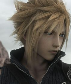 Cloud Strife, Final Fantasy VII Final Fantasy Cloud, Final Fantasy Cosplay, Final Fantasy Artwork, Final Fantasy Characters, Final Fantasy Vii Remake, Fantasy Male, Fantasy Series, Cloud And Tifa, Cloud Strife