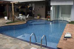 piscina de fibra com sauna - Pesquisa Google