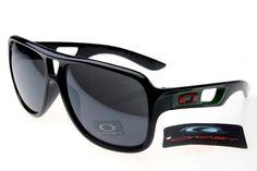 Oakley Dispatch II Sunglasses Black Frame Darkgrey Lens #sunglasses