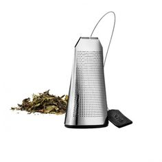 Heute ist der Tag des Tees! Richtig verpackt kann er so stylisch aussehen Eva Solo Teebeutel (Groß)