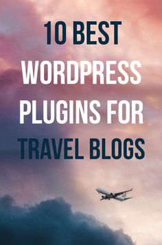 Best WordPress Plugins for Travel Bloggers: free plugins, social share, SEO :: Are you a travel blogger looking to optimize your WordPress website? Here are my tips for the best SEO plugin for Wordpress, best free plugins, my favorite Wordpress social share plugin, and more plugins for travel blogs. These are my top WordPress plugins for travel bloggers, destination websites, and actually blogs of all kinds. #blogging