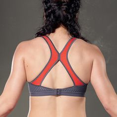 World boxing champion Christina Hammer developed this sports bra for Anita  Active. b6c17783fb0