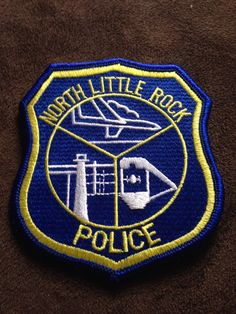 North Little Rock Police Department North Little Rock, Patches For Sale, Police Uniforms, Police Patches, Thin Blue Lines, Law Enforcement, Porsche Logo, Arkansas, Air Lines